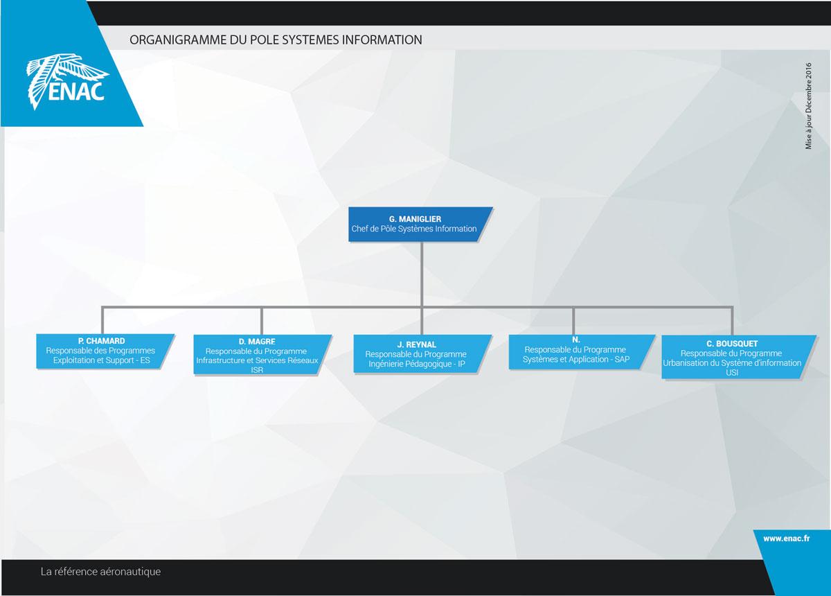 Pôle des Systèmes Informatiques (PSI)