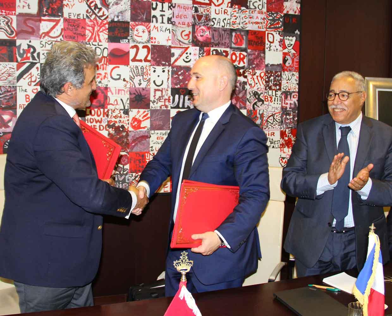 Accord ENAC - Université Internationale de Rabat