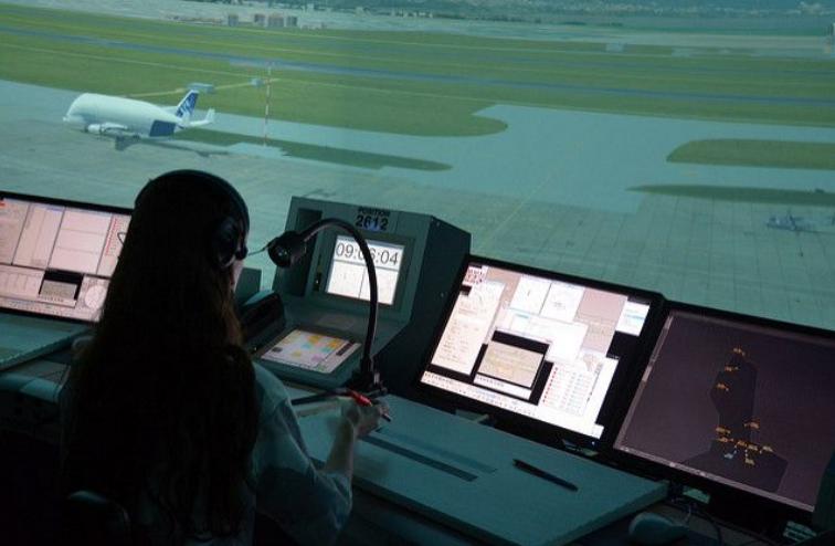 Formation des contrôleurs aériens d'Eurocontrol