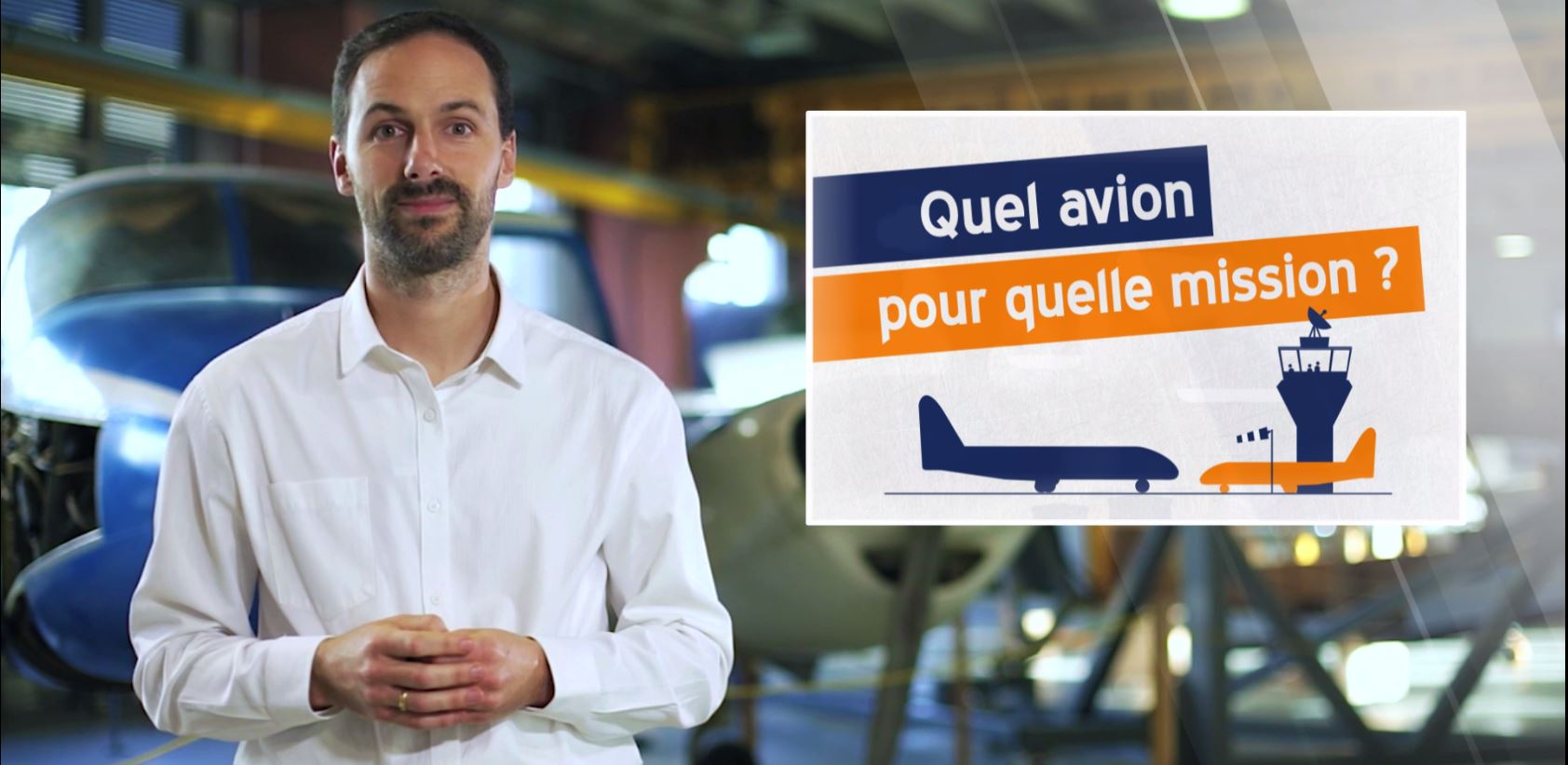MOOC ENAC - Quel avion pour quelle mission