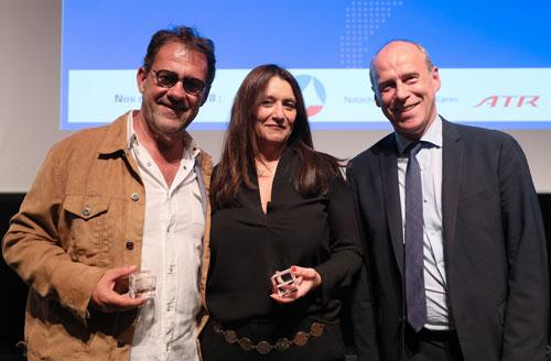 Cérémonie de remise des bourse internationales ENAC 2018 - parrains