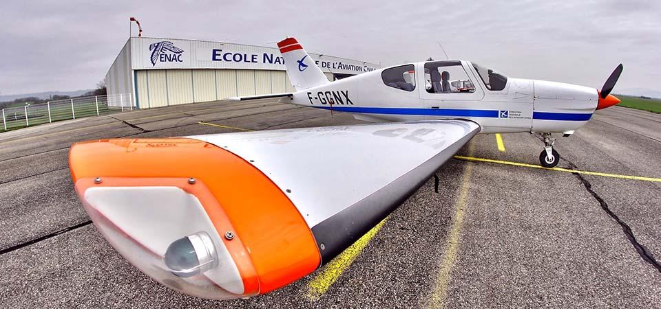 Flotte avions ENAC