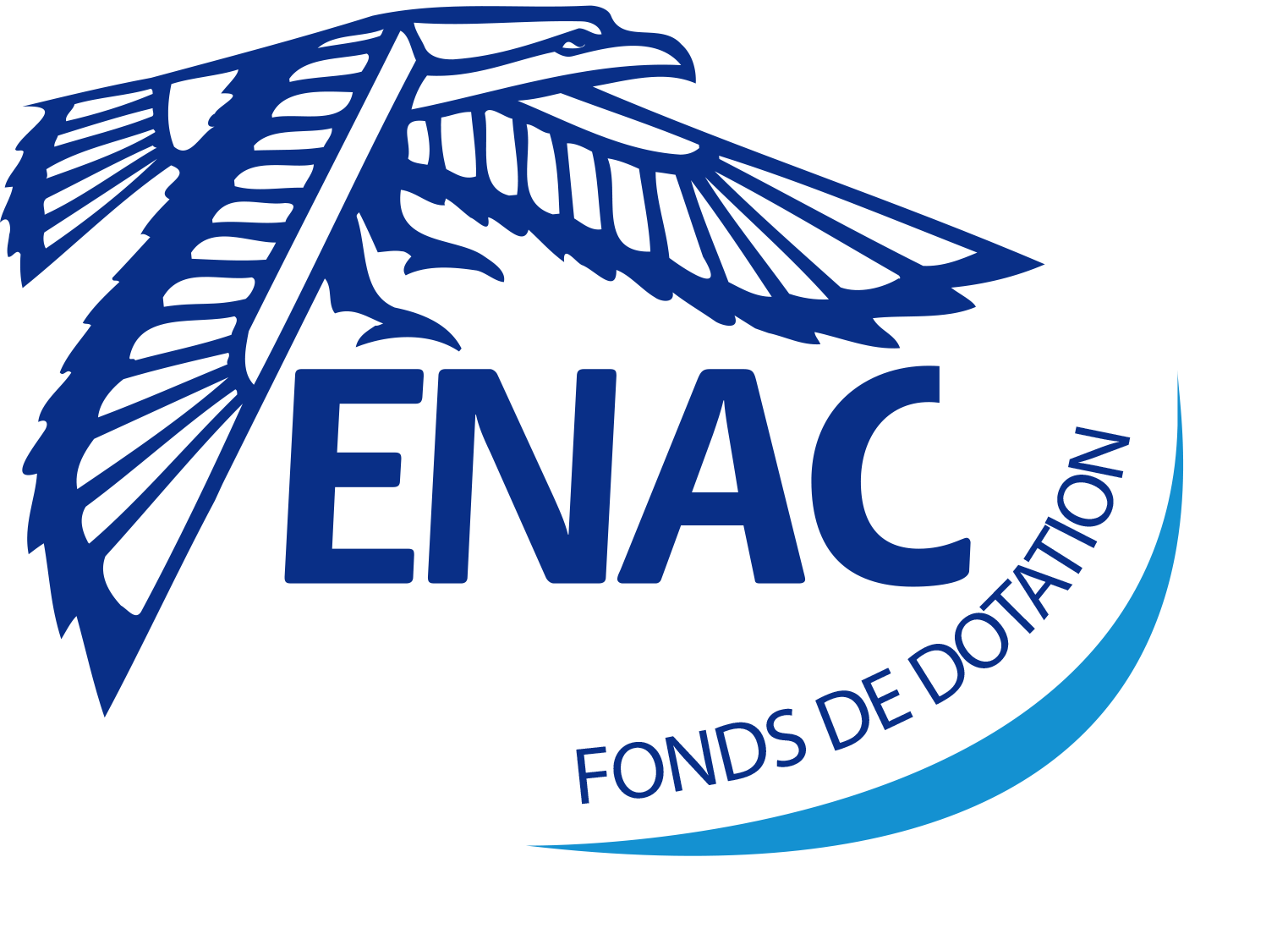 Logo Fonds de dotation ENAC