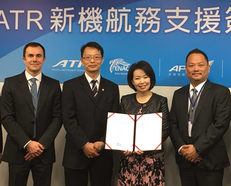 Signature ENAC APEX Taiwan