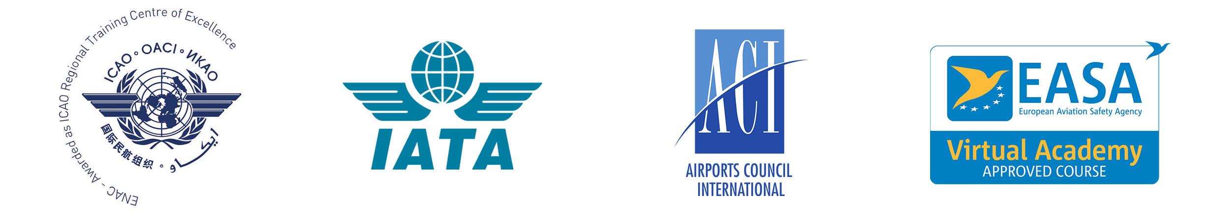 OACI - EASA - IATA - ACI