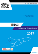 Plaquette IENAC Apprentissage 2017