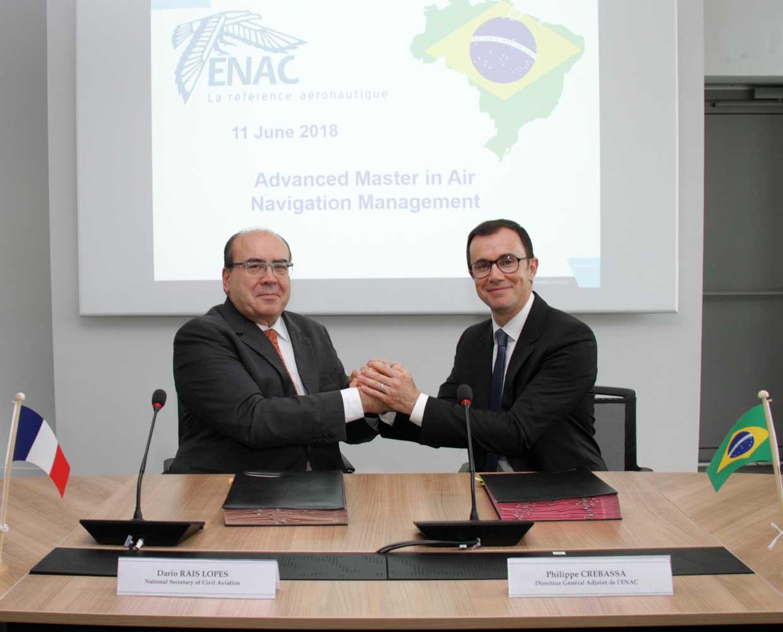 Signature Brésil - ENAC