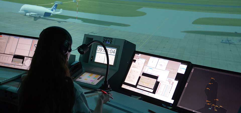 ATC simulators | ENAC