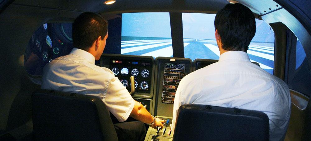 Simulateurs de vol ENAC