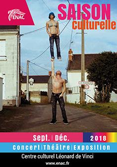 Saison culturelle septembre - décembre 2018