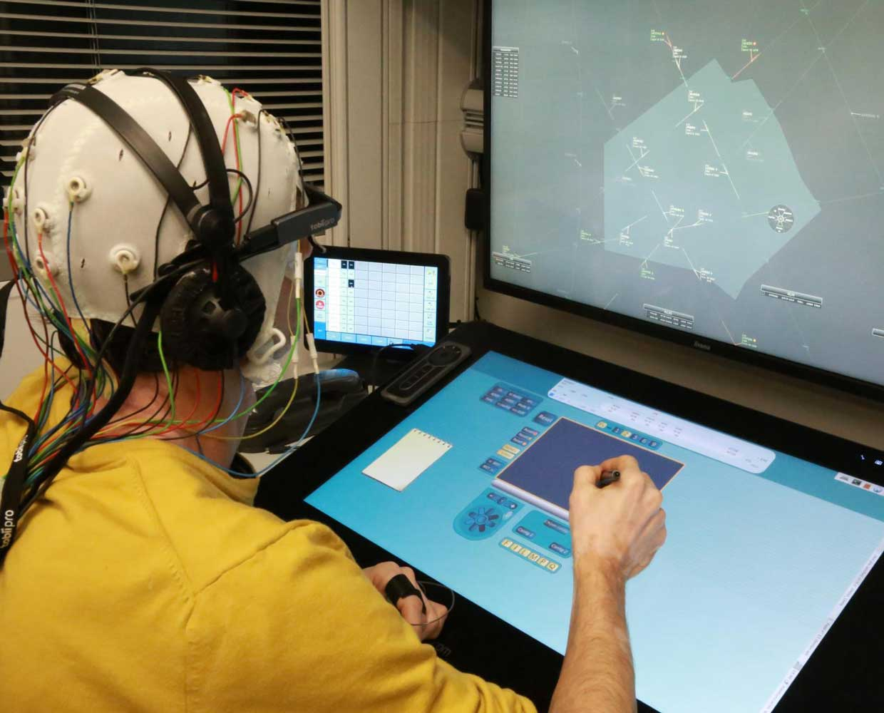 Job Stress in Air Traffic Controllers -A Review | i ...