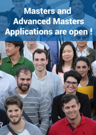 Masters and Advanced Masters : registration open!