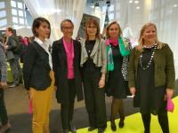 """Signature de partenariat avec l'Association """"Elles Bougent"""" et Ministère de la Transition écologique et solidaire"""