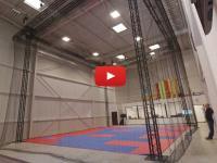 Vidéo Volière Drones ENAC