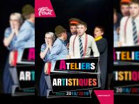 Atelier Artistiques ENAC 2018-2019
