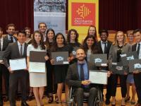 Remise des diplômes Masters et Mastères Spécialisés 2017