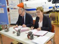 Partenariat entre ENAC et l'académie de Montpellier