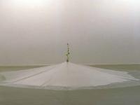 ENAC Culture - Vernissage de l'exposition « Vivant » de Michel Blazy