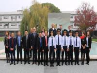 Les premiers pilotes cadets diplômés du programme commun entre L'ENAC et ATR Aircraft