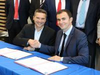 Signature partenariat AIRBUS-ENAC