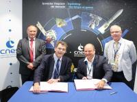 Signature ENAC-CNES