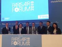 ENAC Hong Kong Paris Air Forum 2018