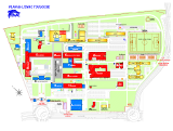 Plan du campus Toulouse