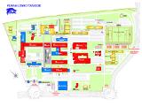 Plan du campus Toulouse