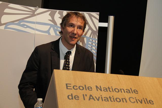 Yannick Jestin - Labo Drones ENAC